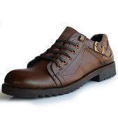 MPP Shn 221 Hakiki Deri Yeni Sezon Günlük Erkek Ayakkabı-6