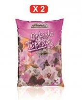 Orkide Toprağı 3 Litre X 2 Paket