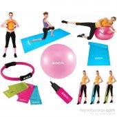 Delta Pc 85 Pilates Egzersiz Seti