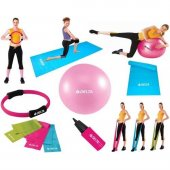 Delta Fuşya Pilates Egzersiz Seti Pc 46