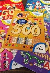500 Etkinlik Aktivite 5 Kitap 320 Sayfa Eğitici Öğretici Ve Zek