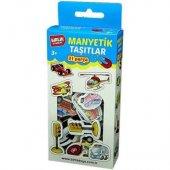 Birlik Manyetik Taşıtlar Magnet Oyunvak Seti (+3)