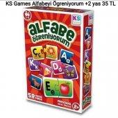 Ks Games Alfabeyi Öğreniyorum (2+yaş)