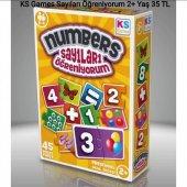 Ks Games Sayıları Öğreniyorum (2+yaş)
