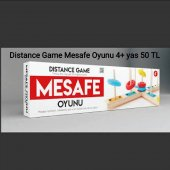 Distance Game Mesafe Oyunu (4+yaş)
