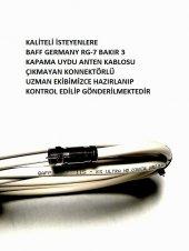 BAFF RG-7 UYDU ANTEN KABLOSU-45 METRE HAZIR TAK KULLAN-4