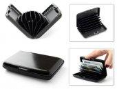 Metal Kredi Kartlık - Siyah-3