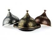 Osmanlı Motifli Lokumluk Büyük - Gümüş-4