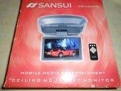 Sansui DM-2500RM Tavan 7 inc TFT LCD Monitör-2