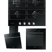 Samsung Ankastre Set (Nv60k5140bb Nk24m7070vb Na64...