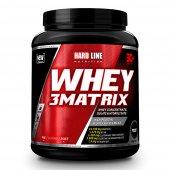 Hardline Whey 3matrix Protein 908 Gr 30...