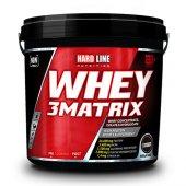 Hardline Nutrition Whey 3 Matrix 4000 Gr...