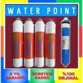 Water Point Waterlife Cihazı Takçevir 5 Li Filtre Takımı