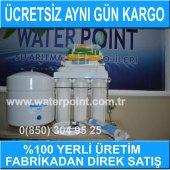 Su Arıtma Cihazı 8 Aşamalı Lüx Model Alkali+mineral+detox Filtre