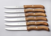 Solingen Meyve Sebze Bıçağı Tırtıklı Zeytin...