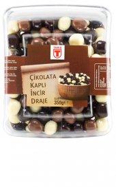 Tariş Çikolata Kaplı İncir Draje