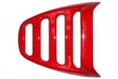 Rs Hs Arka Port Bagaj Plastıgı (Kırmızı)