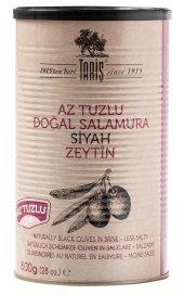 Tariş Az Tuzlu Doğal Fermente Salamura Siyah Zeytin