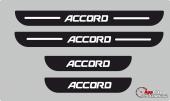 Honda Accord Plastik Kapı Eşiği (4lü Set)