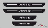 Ford Focus Plastik Kapı Eşiği (4lü Set)