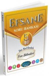 5.Sınıf Fen Bilimleri Soru Bankası Efsane Yayınları