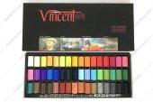 Vincent Soft Pastel Seti 48 Renk