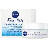 Nivea Daily Essentials Nemlendirici Yüz Jel Kremi 50ml Normal