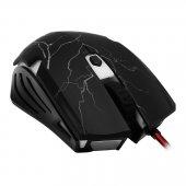 Frisby FM-G3270K Programlanabilir Oyun Mouse & Mouse Pad (GX5) Macro Mouse