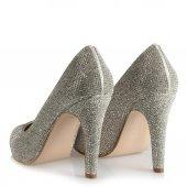 Gelin Ayakkabısı Stiletto  Taşlı-2