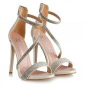 Nikah Ayakkabısı Model Taşlı Şık