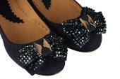 Lacivert Babet Ayakkabı-2