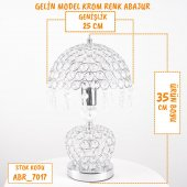 Gelin Krom Model Abajur-2