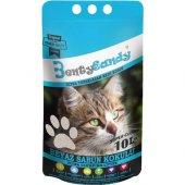 Benty Sandy Ultra Topaklaşan Kedi Kumu(Sabun Kokulu) 10l