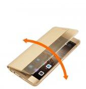 Huawei P10 Huawei P10 Plus Uyku Modlu Akıllı Flip Cover Kılıf-3