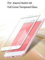 Xiaomi Redmi 4x Tam Ekran 3D Cam Kırılmaz Full 3D Cam-4