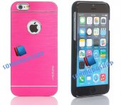 iPhone 6 6S iPhone 6 6S Plus Orjinal Motomo Metal Kılıf+Kırılmaz-2