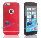 iPhone 6 6S iPhone 6 6S Plus Orjinal Motomo Metal Kılıf+Kırılmaz-6