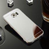 Samsung Galaxy S8 S8+ Plus Silikon Aynalı Kılıf TPU-2