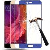 Xiaomi Mi 6 5 5S Plus Kırılmaz 2.5D Full Tam Ekran Cam Koruyucu