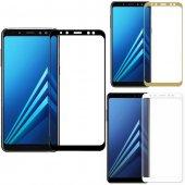 Galaxy A8 A8 Plus 2018 A5 A7 2017 Tam Ekran 3d Kırılmaz Cam Ekran