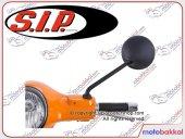 Vespa GTS 300 Super Sport ie 2010-2013 Uyumlu Siyah 8mm Sol Ayna