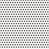 Beyaz Zemin Üzerine Küçük Siyah Puanlı Keçe Plaka (Dk P19)