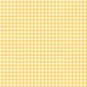 Sarı Beyaz Pötikare Keçe Plaka (Dk P28)