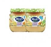 Hero Baby Karışık Sebzeler 120 Gr *2 Adet