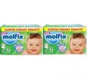 Molfix Süper Fırsat Paketi 4+ 72 Adet 2li Set