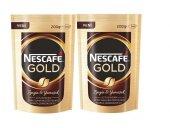 Nescafe Gold 200 Gr Poşet*2 Adet