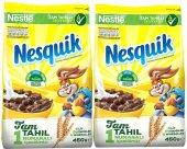 Nestle Nesquik Gevrek 450 Gr*2 Adet