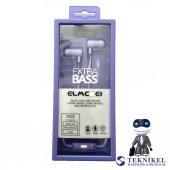 Elmcoei Extra Bass Mikrofonlu Kulaklık-2