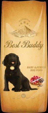 Best Buddy Kuzu Etli Yavru Köpek Maması 15kg