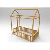 Montessori Yataklar, 1. Sınıf 100 Doğal Çam, Farinay Mobilya Far